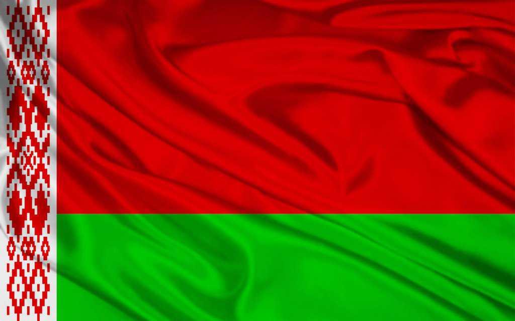 Дзяржа́ўны сцяг Рэспу́блікі Белару́сь